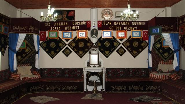 Anadolu sohbet geleneğinin temsilcileri Çankırı'da buluşuyor