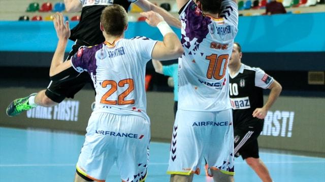 Hentbol: Erkekler VELUX EHF Şampiyonlar Ligi