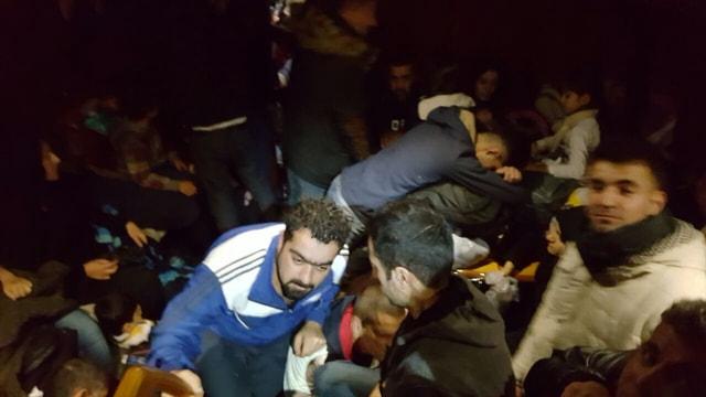 Bodrum'da göçmen kaçakçılığı operasyonu
