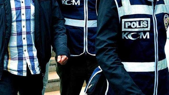 Hatay'da FETÖ/PDY operasyonu: 31 polis gözaltına alındı