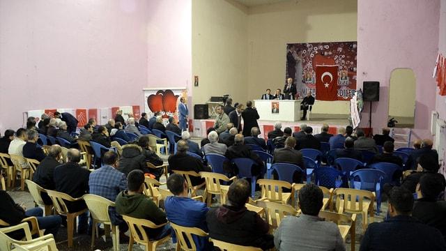 CHP Hatay Milletvekili Dudu: