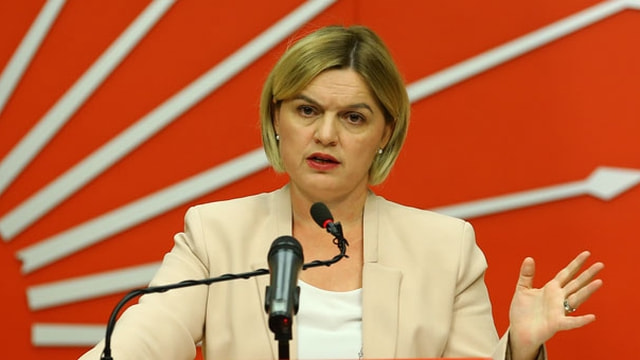 CHP Parti Sözcüsü Selin Sayek Bökeden yurtlara sivil denetim çağrısı