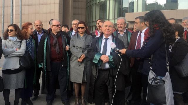 Cumhuriyet gazetesi avukatlarından savcılığa itiraz