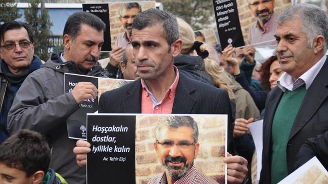 Diyarbakır Baro Başkanı Tahir Elçi'nin öldürülmesi