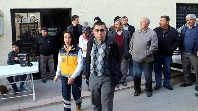 Şehit Piyade Uzman Çavuş Arıyeşilin Eskişehirdeki baba ocağına acı haber ulaştı