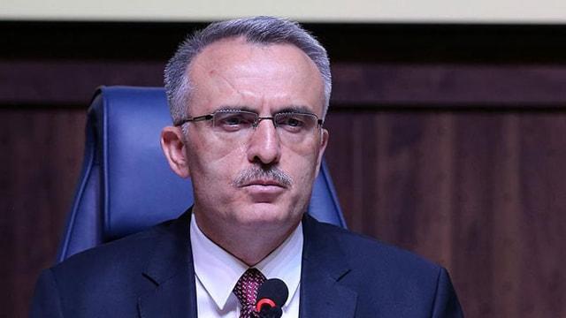 Maliye Bakanı Naci Ağbal: Asgari ücret 1300 liranın altına düşmez