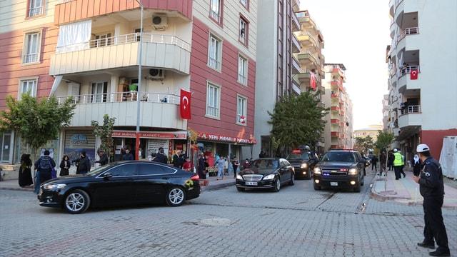 Emine Erdoğan Siirt'te