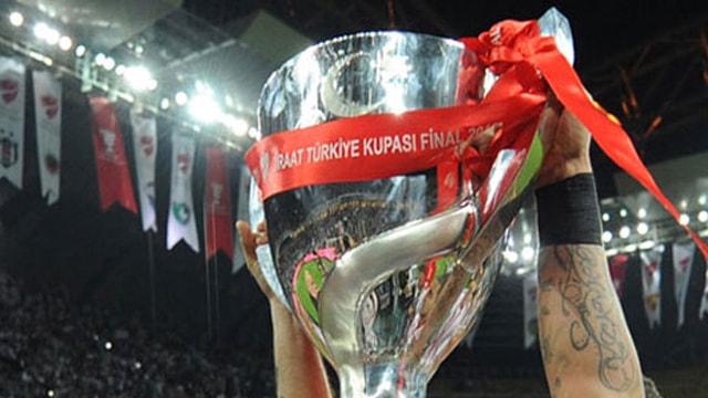 Ziraat Türkiye Kupası gruplarında heyecan başlıyor