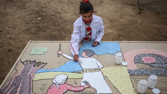 Gazze'de Filistin kültürel mirasıetkinliği