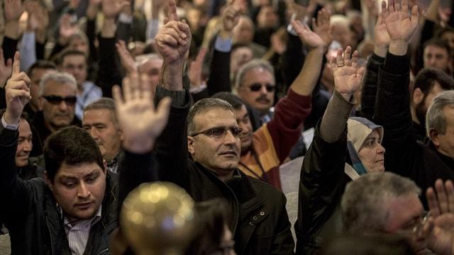 GESF'de yeni başkan Hasan Sayyıdan