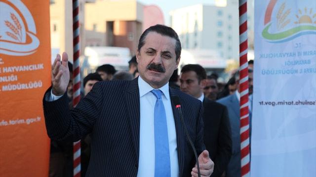 Gıda, Tarım ve Hayvancılık Bakanı Çelik, Şanlıurfa'da: