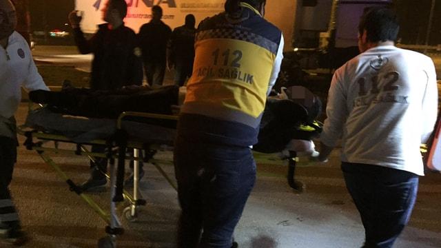 Hatay'da tır ile otomobil çarpıştı: 1 ölü, 1 yaralı