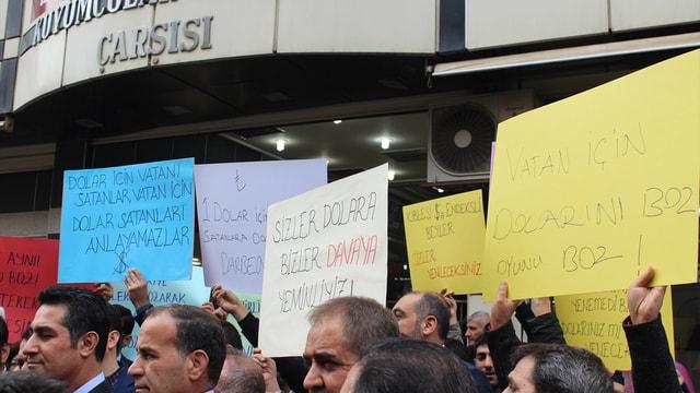 Haydi Diyarbakır Ülken için Dövizini Bozdur kampanyası