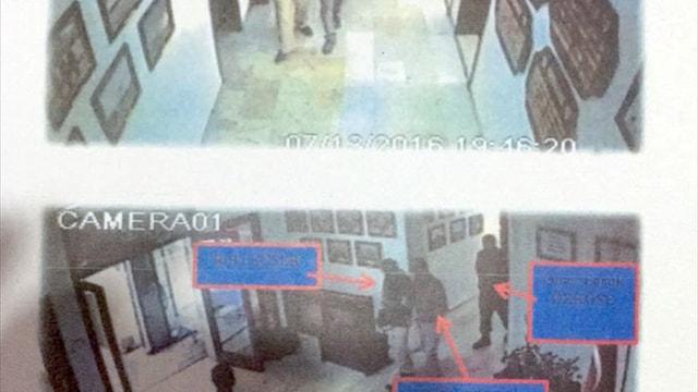 İstanbul'da darbe girişiminde bulunan askerlere ilk iddianame