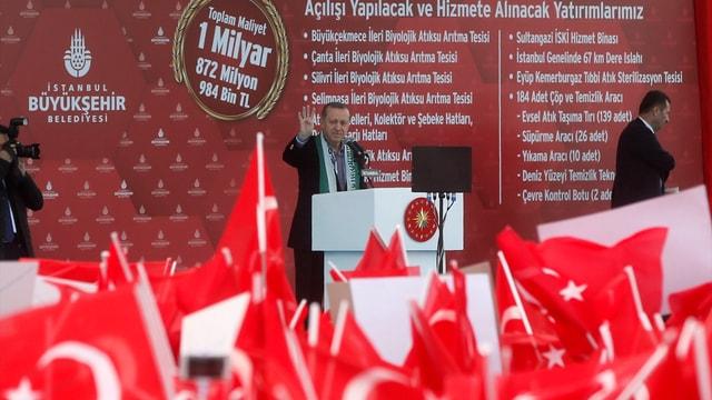 İstanbul'da toplu açılış töreni