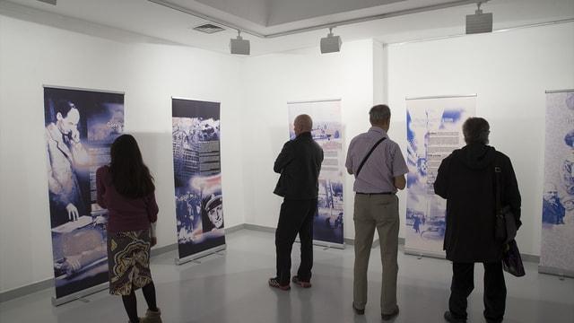 İsveç Büyükelçiliği'nden Raoul Wallenberg sergisi