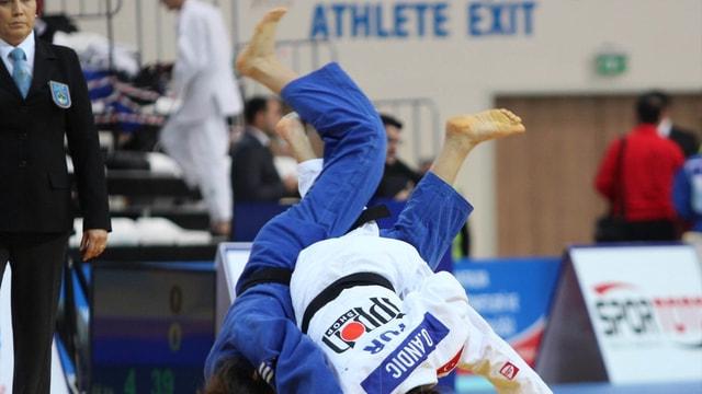 Judo: Büyükler Türkiye Şampiyonası