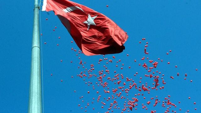 Kahramanmaraş'ta Bayrak olayının 97. yıl dönümü