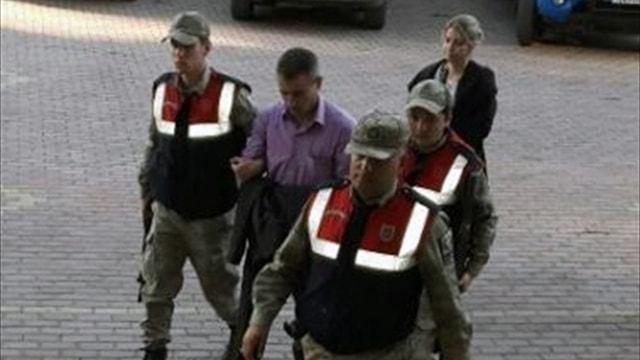 Kahramanmaraş'ta rüşvet operasyonu