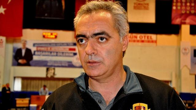 Kastamonu Belediyespor Antrenörü Günal: