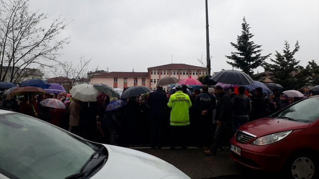 Kocaeli'deki trafik kazası