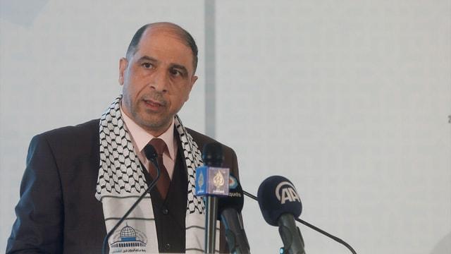 Kudüs ve Sürecin Problemleri Sempozyumu sona erdi