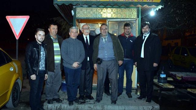 Kültür ve Turizm Bakanı Avcı Eskişehir'de