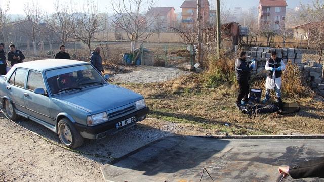 Kütahya'da cinayet