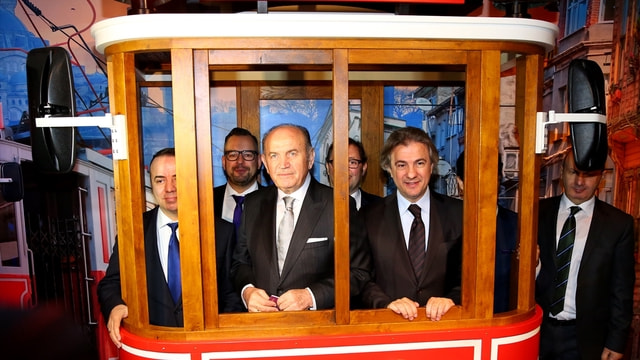 Madame Tussauds Istanbul ziyarete açıldı
