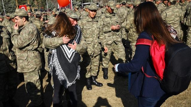 MEBS Okulu ve Eğitim Merkezi Komutanlığında yemin töreni