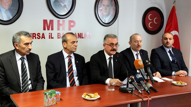 MHP Genel Sekreteri Büyükataman: