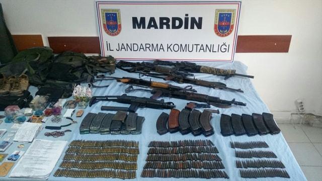 Nusaybin'deki terör operasyonu
