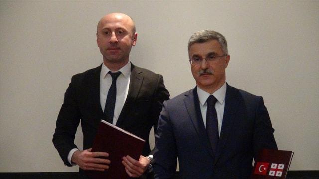 Rekabet Kurumu Başkanı Torlak Gürcistan'da