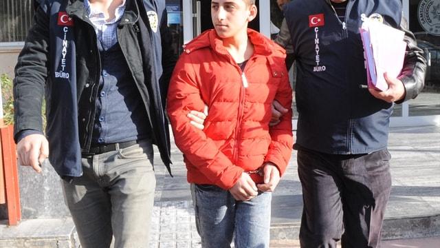 Samsun'daki silahla yaralama