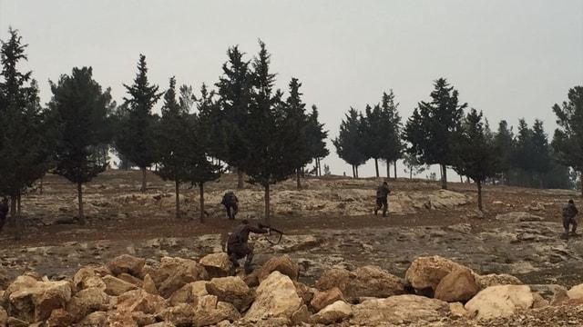 Şanlıurfa'da polise yönelik silahlı saldırı