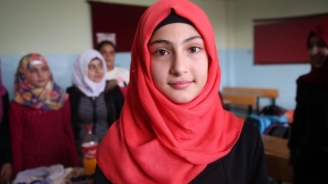Savaştan kaçan çocuklar Türkiye'de yaşamaktan mutlu
