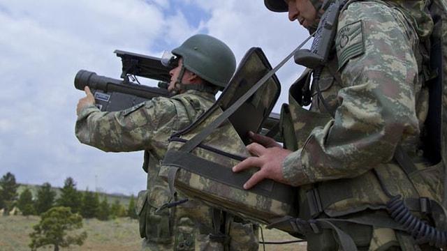 Fırat Kalkanı Hareketında iki askerle irtibat kesildi