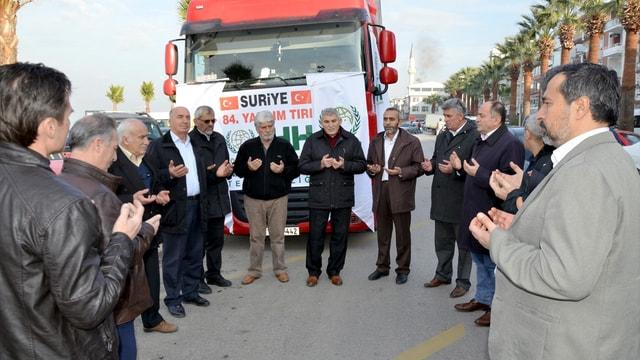 Suriye'ye Acil Un Yardımı Kampanyası