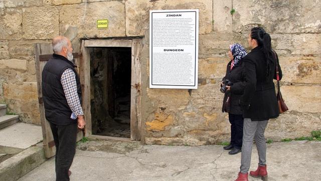 Tarihi Sinop cezaevini 170 bin ziyaret etti