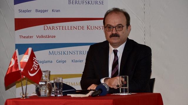 TİKA Başkanı Çam, Viyana'da