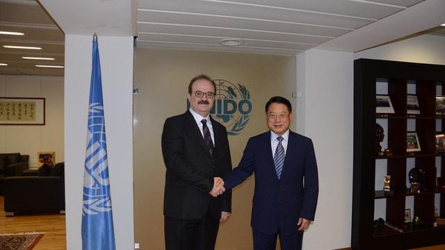 TİKA ile BM'nin kalkınma teşkilatı arasındaki işbirliği anlaşması yenilendi