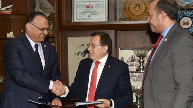 TTSO ile Arap Turizm Örgütü arasında iş birliği