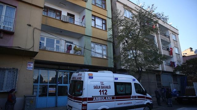 Şehit Uzman Çavuş Özel'in acı haberi Gaziantep'teki baba ocağına ulaştı