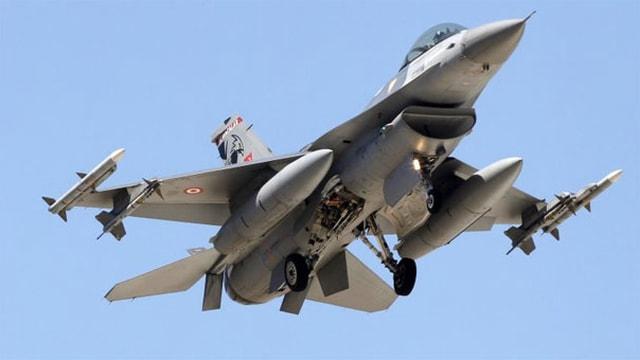 Türk jetleri Suriyedeki IŞİD hedeflerini vurdu