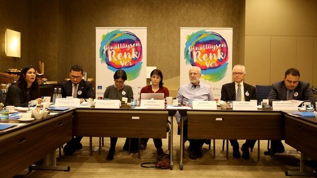 Ulusal Gönüllülük Komitesi toplantısı
