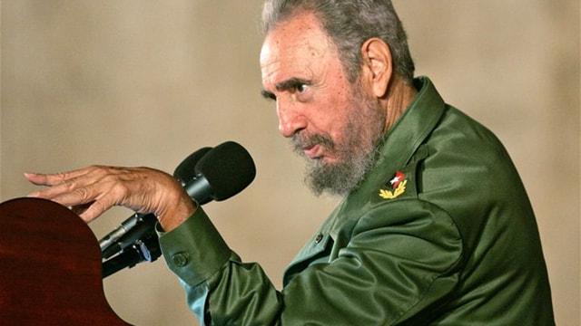 Fidel Castro vasiyeti üzerine yakılacak!