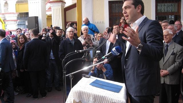 Yunanistan Başbakanı Çipras Batı Trakya'da