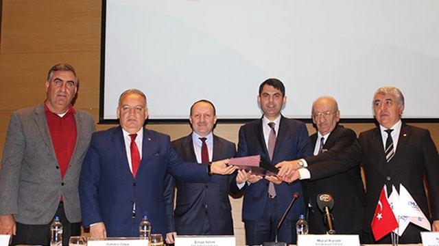 İzmirde Tariş ve Emlak Konuttan dev işbirliği
