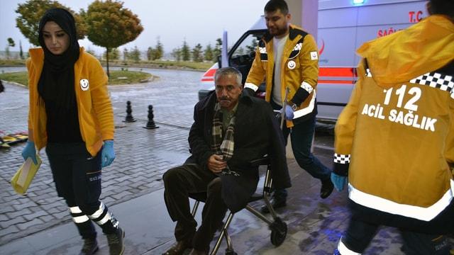Adıyaman'da trafik kazası: 1 ölü 2 yaralı