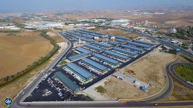 Avrupanın en büyük otomobil merkezi Otonomi açıldı
